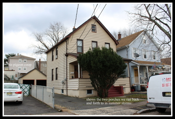 Gless Avenue, Belleville, NJ - Grandma's houses