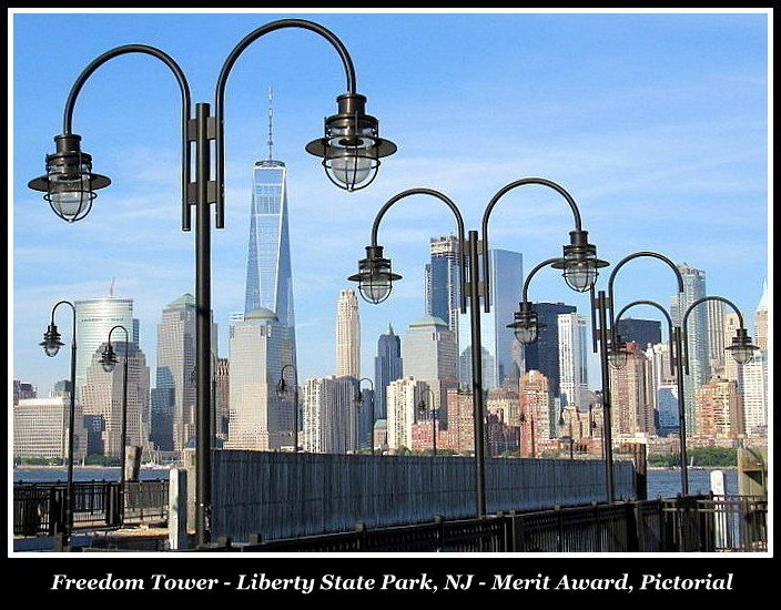Freedom Tower - Liberty State Park, NJ - Merit Award, Pictorial Anthony Buccino