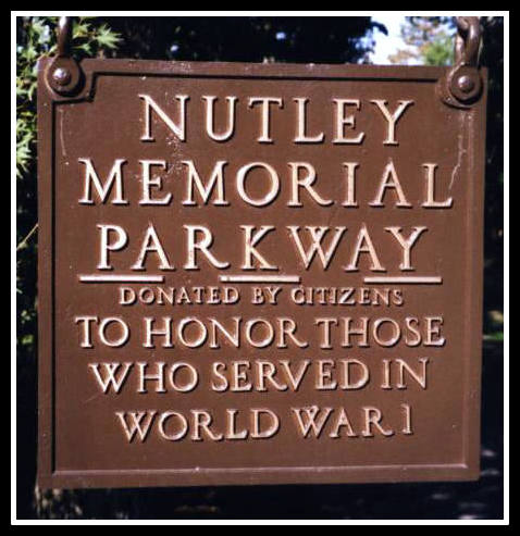 Memorial Parkway, Nutley NJ by Anthony Buccino
