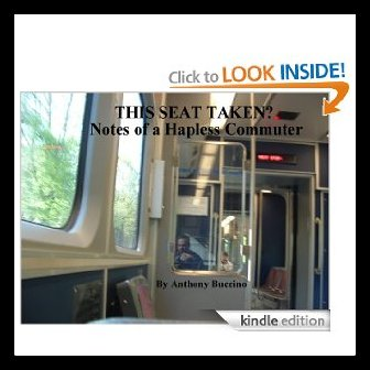 Kindle version of NYC commuter musings