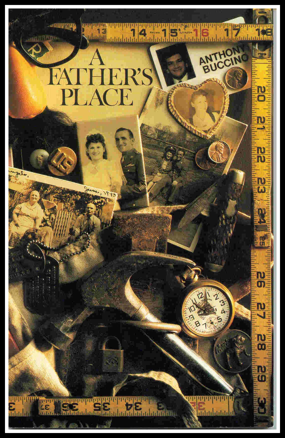 A Father's Place, An Eclectic Collection by Anthony Buccino